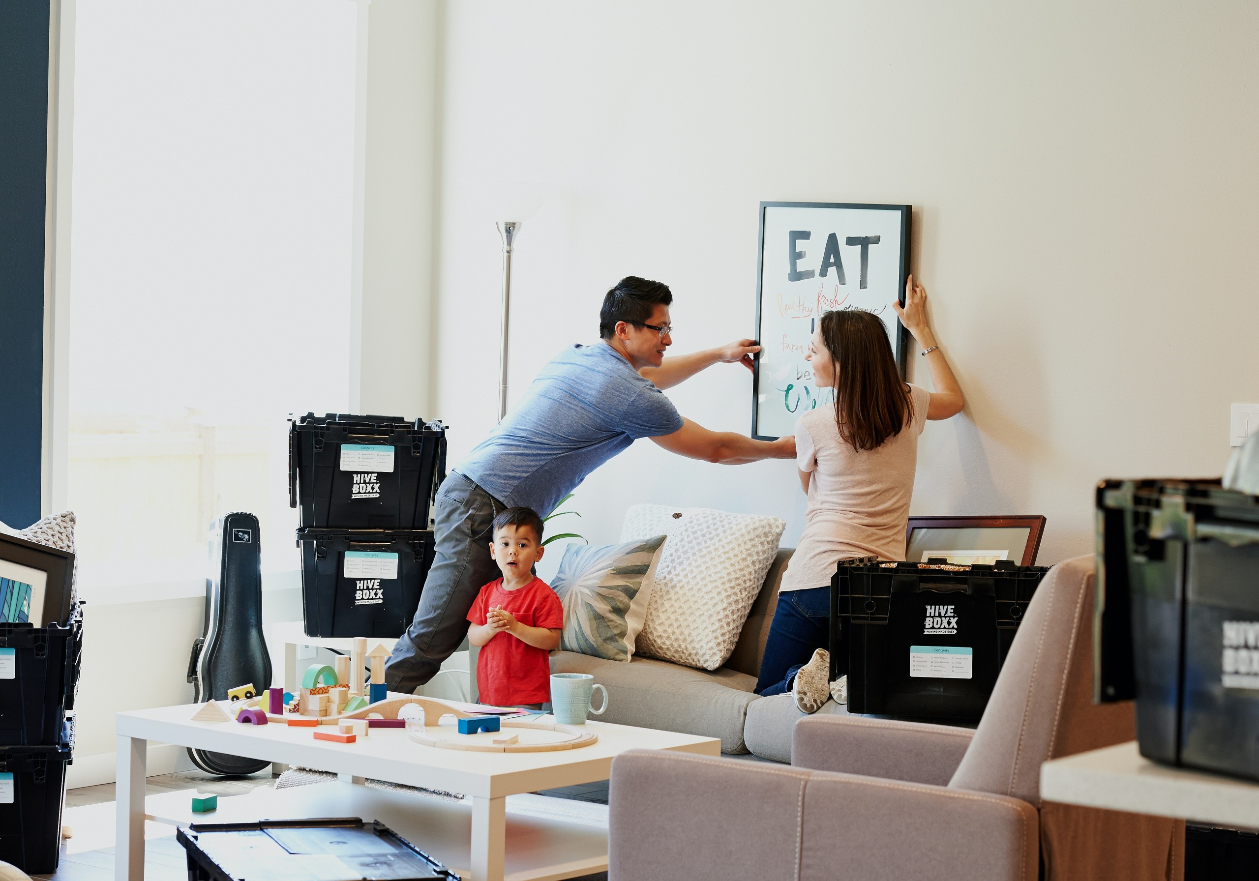 Moving With Kids: A How-To Guide