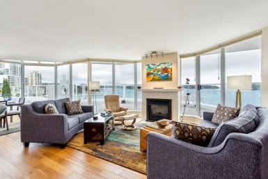 Waterfront Condo