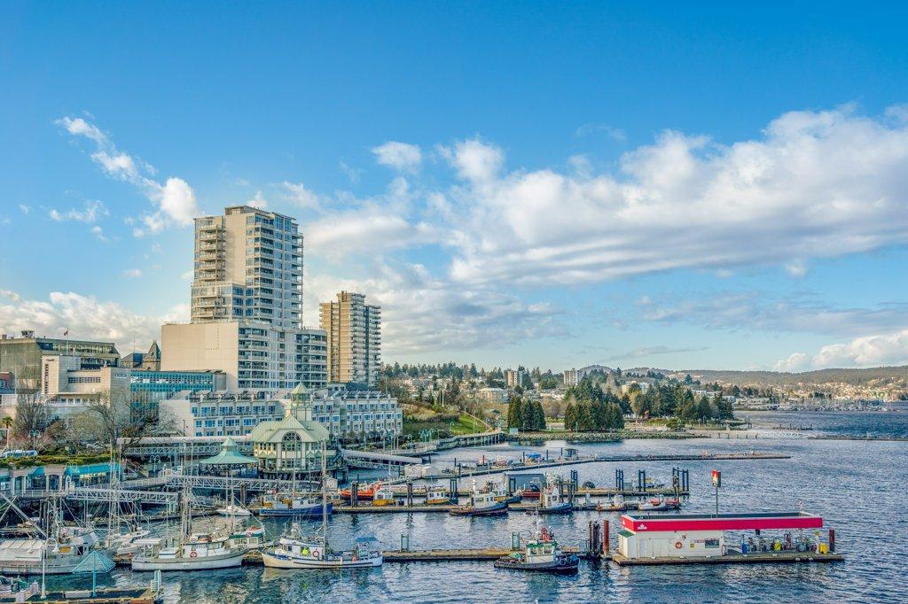 Nanaimo Waterfront Condo